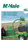 Model HS2000 - Round Bale Wrapper- Brochure