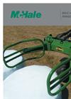 Model 691 - Round Bale Handler Brochure