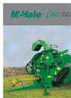 Model C460 - Straw Blower & Bale Feeder Brochure