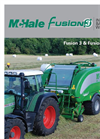 Fusion - Model 3 Plus - Integrated Baler Wrapper Brochure