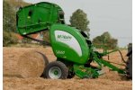 Model V660  - Variable Chamber Round Baler