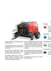 Z562 - Baler-Brochure
