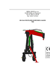 Front Loader T466 Operating Manual- Brochure