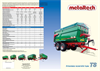 Model TS 10001 - Agricultural Trailers Brochure