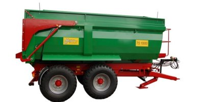 Model TS 10 000 - Agricultural Trailers