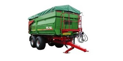 Model TS 14 000 - Agricultural Trailers