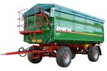 Model HB DHB 14 - Agricultural Trailers