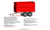 MetaX - Silage Trailers -Brochure