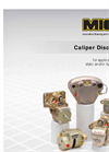 515 Series - Caliper Disc Brakes- Brochure