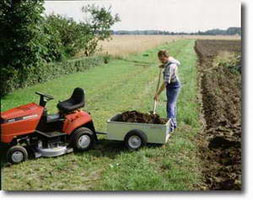 Model ts250 - Wheelbarrow