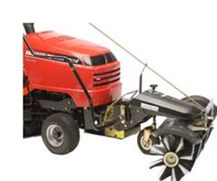 Julius - Model tk520 - Ride on Mowers