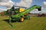 Thyregod - Model TR7+ - Sugar Beet Cleaner Loader