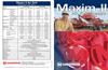 Maxim - Model II - Air Drills  Brochure