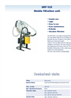 GRF 015 - Transfer and Filtration Unit- Brochure