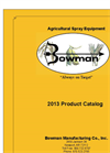 Bowman Product Catalog- Brochure