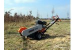 JBM  - Model 2913 BD - Hand Operated Stump Grinder