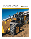 Motor Graders 672G/GP Brochure