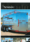 Mobile Workshop Trailer Brochure