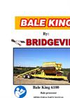 Bale King - Model 5100 - Bale Processors Brochure