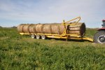 Bale King - Model BR800  - Multi Bale Carrier