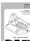 2000 Series - Tree Cutter Brochure