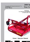 TCO-2505C Open Deck 2000 Series  Tree Cutter- Brochure