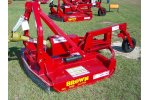 Brown TreeSaw - Model TCO-2505C Open Deck 2000 Series - Tree Cutter