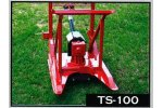 Brown TreeSaw - Model TS-100 - Grapple
