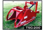 Brown TreeSaw - Model TSG-200 - Standard Hydraulic Grapple