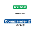 Irritec Commander EVO Plus Programmer - User Manual