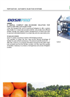 Irritec Dosa Pro Fertigation - Automatic Injection Systems - Brochure