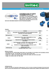 Irritec Connecto Plus Compression Fittings - Brochure