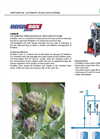 Irritec DosaBox Junior Volumetric Fertigation Kit With Motor Pump - Brochure