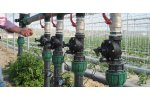 Compression Fittings for Irrigation Systems