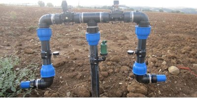 Irritec - Model Connecto Plus - Compression Fittings for Irrigation Systems