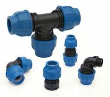 Irritec - Model Connecto Plus - Compression Fittings