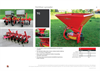Model TG - Fertilizer Spreader Brochure