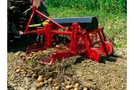 Model IK-1D - Single Row Sieve Potato Digger