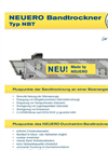 Type NBT - Belt Dryer- Brochure