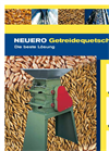 Model D303 - D503 - Duo Grain Crusher Brochure