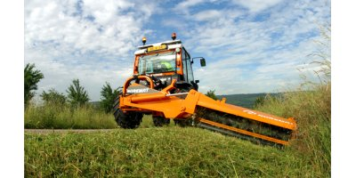 Elenia - Side Mower