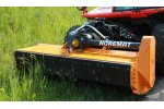 Bravia - Hill Side Tractor Mower