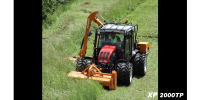 Model XP 2000TP  - Hill Side Tractor Mower