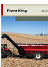 Farm King - Model 12/14 - Backsaver Auger Manual