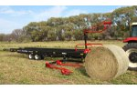 Model 1450 & 2450 - Round Bale Carrier