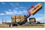 Farm King - Model 4480 - Square Bale Carrier