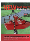 Rear Discharge Finishing Mowers Brochure