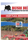Bush Hog - Model BRC - Flail Crop Shredder Brochure