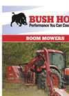 Bush Hog - Model SM60 - Side Mounted Rotary Cutter Brochure