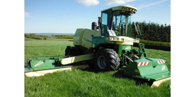 Krone Big  - Model M Mk. II - Self-Propelled Mower